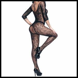 Miss Babydoll Intimates & Sleepwear - ❤️NEW Sexy Open Crotch Bodystocking Lingerie #L010